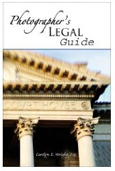 Photographer's Legal Guide - Cover