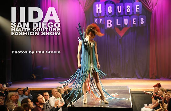 Shooting a Fashion Show at the House of Blues