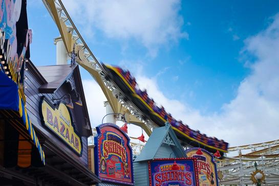 Fuji Roller Coaster