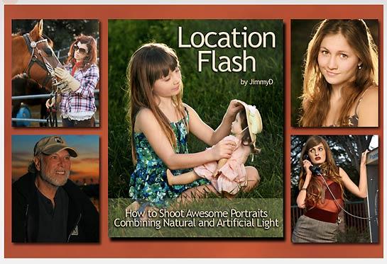 Location Flash by Jimmy D