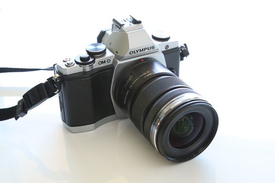 Olympus OM-D E-M5 Camera: A First Look