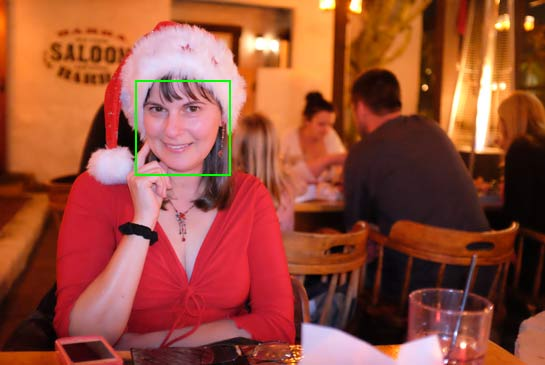 Fuji X100T Face Detection Autofocus