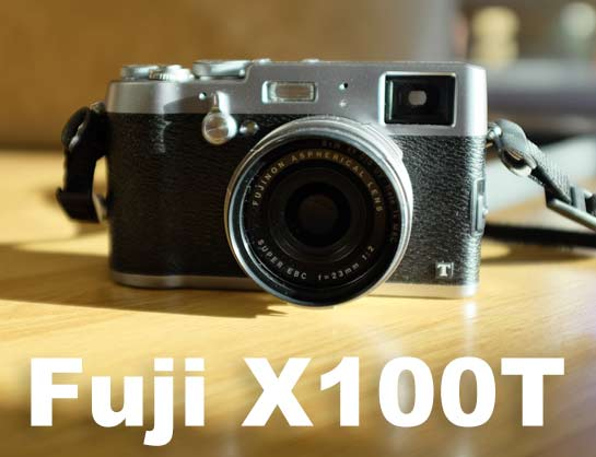 Review: FujiFilm X100T Mirrorless Camera